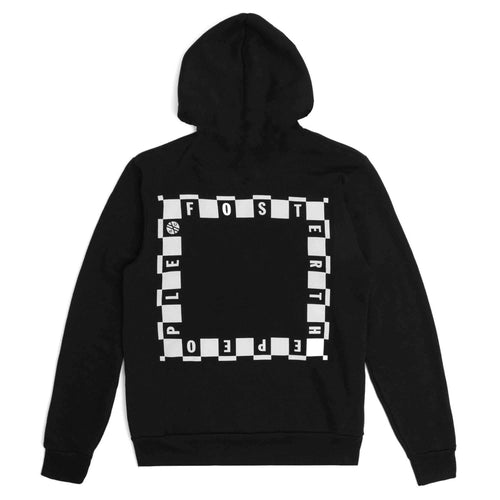 'Checkered' Pull Over Hoodie