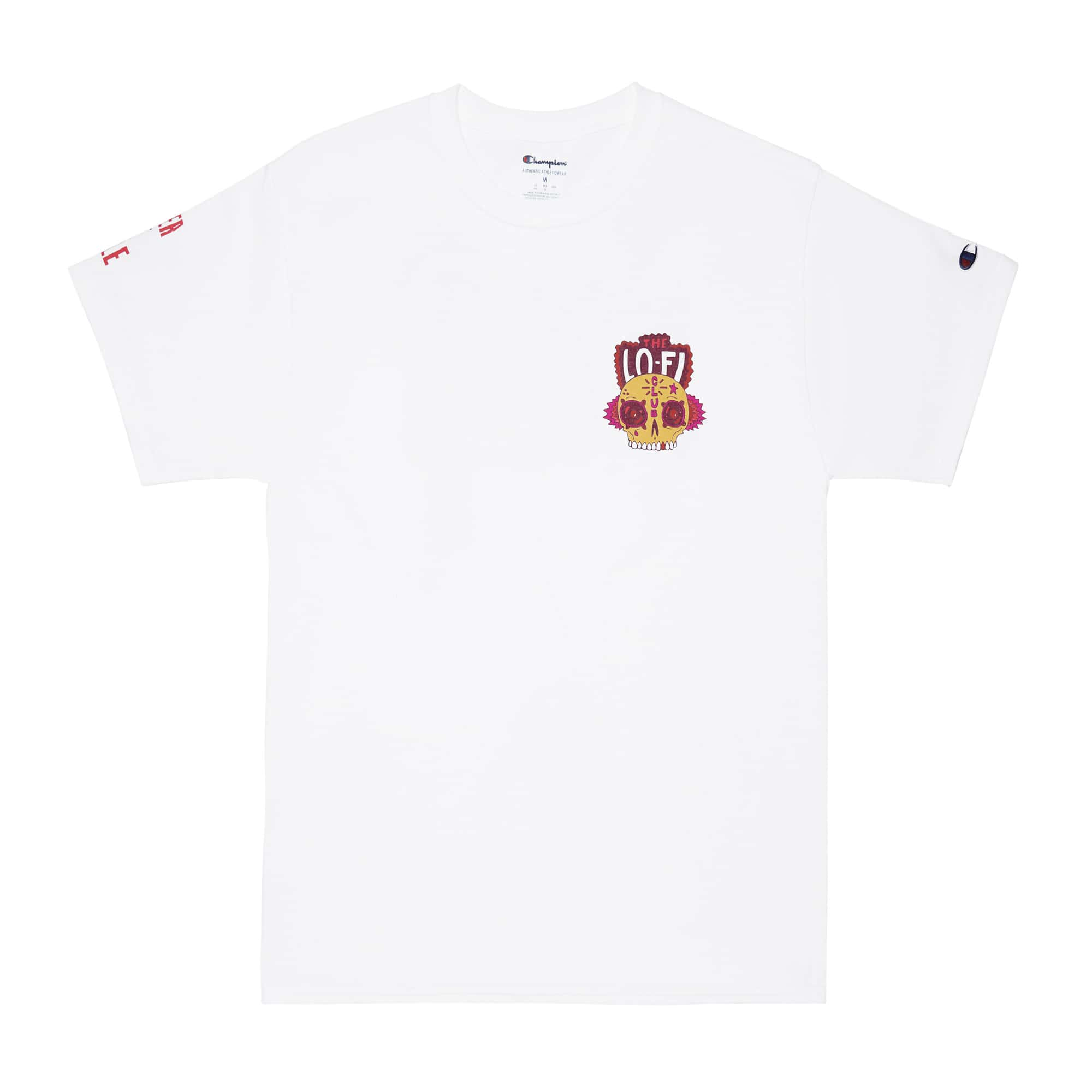 Foster The People x Champion 'City Of Angles' Tee