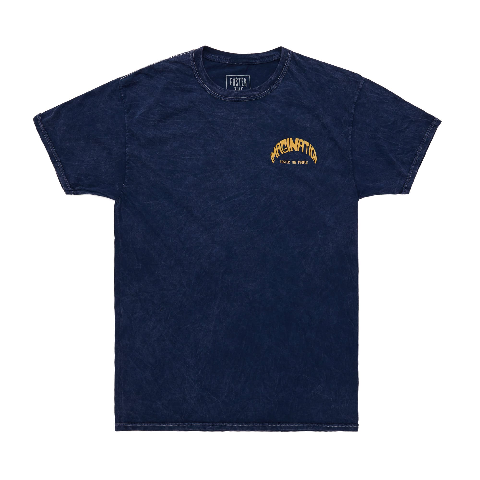 'Imagination' Mineral Wash Tee