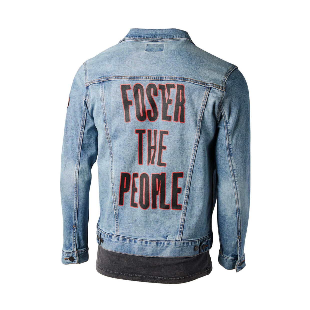 Foster The People Denim Jacket