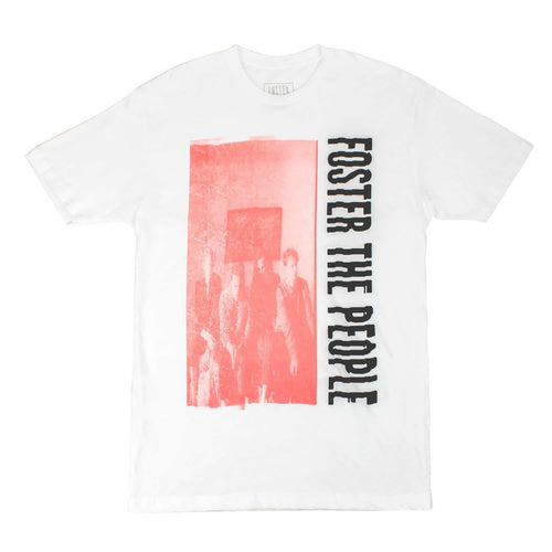 Foster the People Portrait Tee
