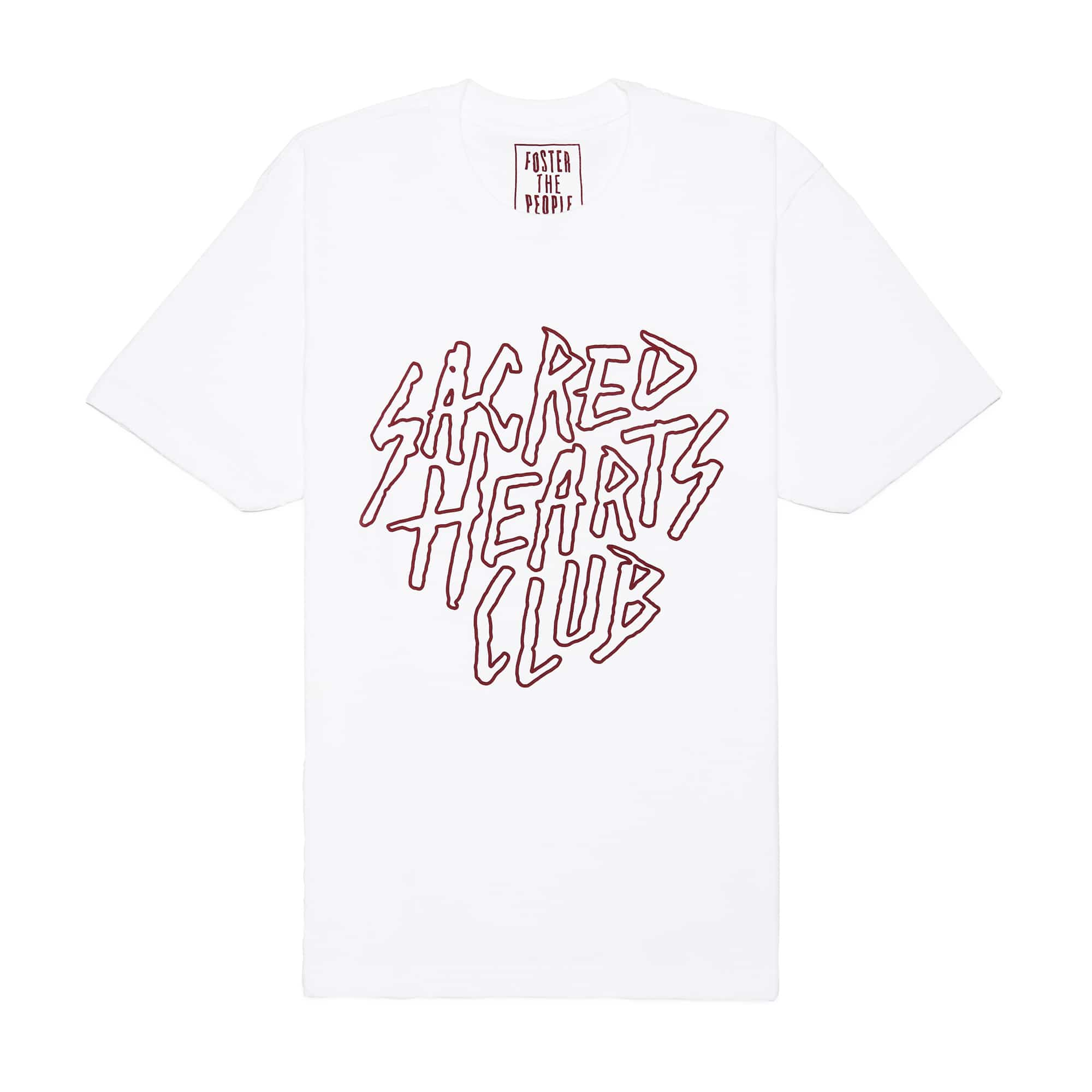 'Sacred Hearts Club' Tee