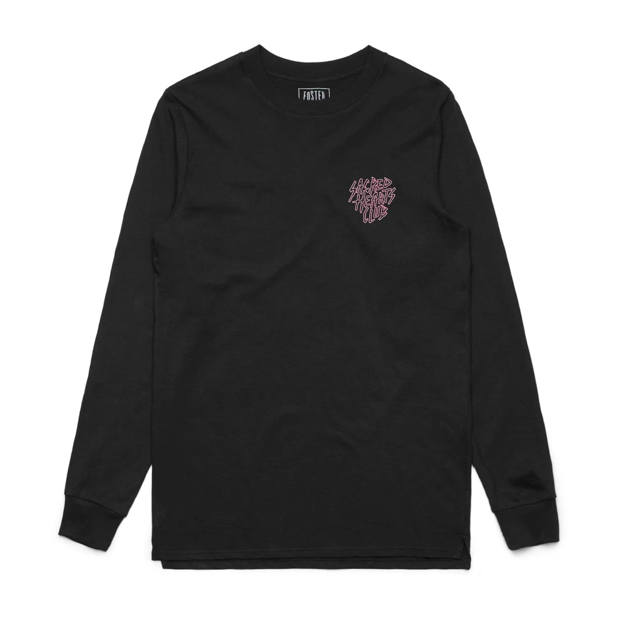 'Worst Nites' Long Sleeve // Black