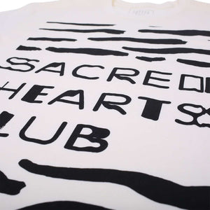 Sacred Tee // Natural + Black