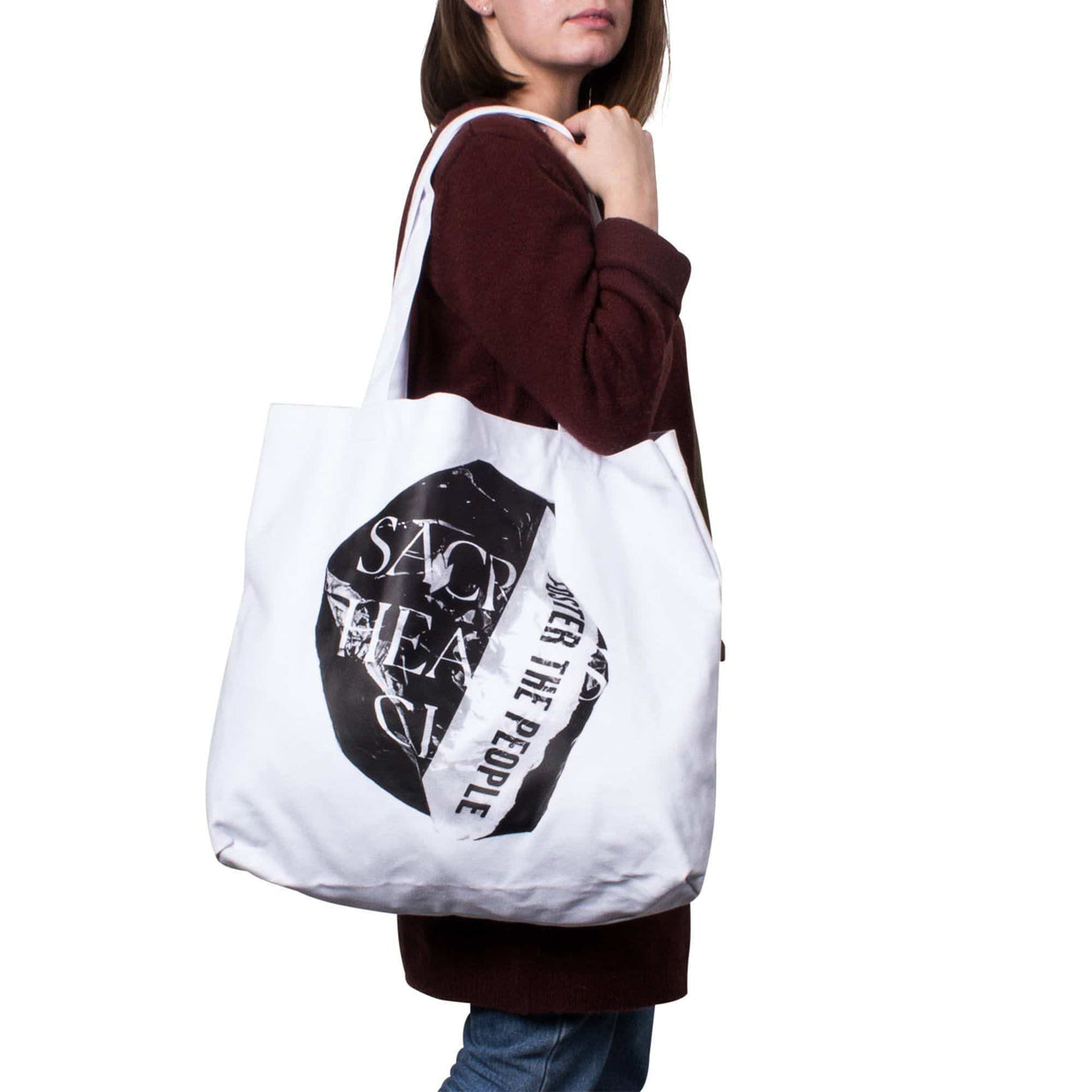 SHC Oversized Tote Bag