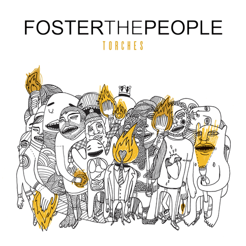 'Torches' CD