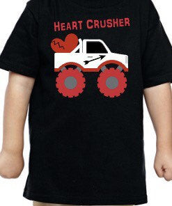 Boys Valentine's Day Shirt