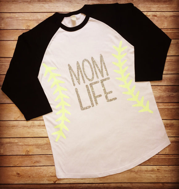 Softball mom shirts, softball shirt, softball mom life, softball mom, softball girl, softball shirt, softball raglan, softball, team shirt
