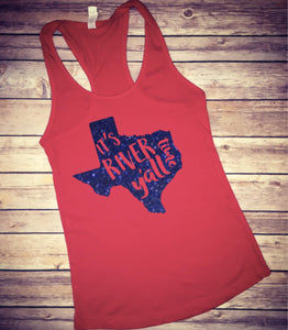 Country tank top