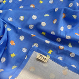 Mofunimal Blue - Swaddle Blanket