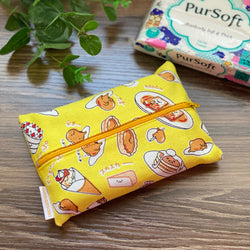 Lazy Egg - Dry Travel Sized Tissue Pack Pouch Holder