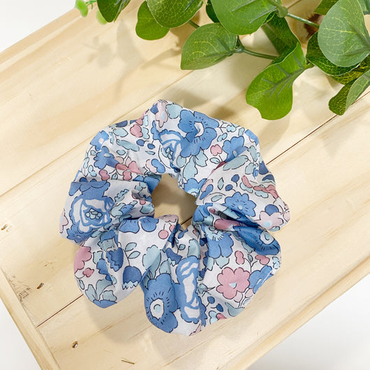 Betsy Bluebell - Liberty London Hair Tie Scrunchie