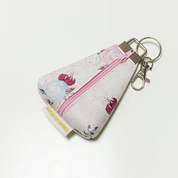"""Rose Wine"" Meraki Coin Pouch"