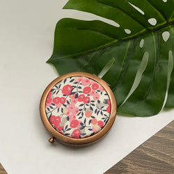 Wiltshire Pink (Rose) - Compact Pocket Mirror