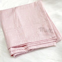 Pink Swallows - Swaddle Blanket