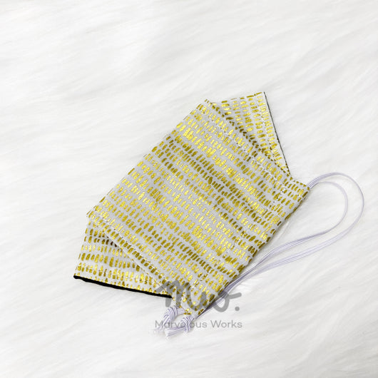 Boat Reusable Cotton Fabric Face Mask Sleeve Insert