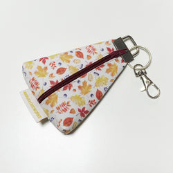"""Autumn Leaves"" Meraki Coin Pouch"