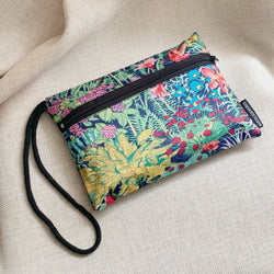 Whimsical Foliage  - Essentials Wristlet Pouch