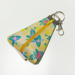 """Tropical"" Meraki Coin Pouch"