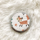 Compact Pocket Mirror
