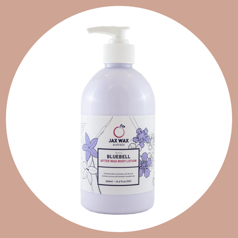 Alpine Bluebell  After Wax Body Lotion 500ml
