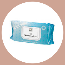 Skincare Wipes