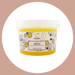 Australian Wattle Strip Wax Tub