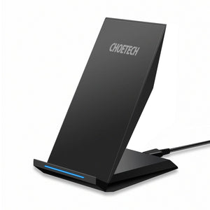 CHOETECH 10W Fast Stand Wireless Charger - CHOETECH OFFICIAL