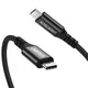 XCC-1007 CHOETECH 100W USB Type C Braided Fast Charging Cable (20V 5A 6ft)