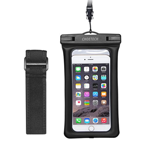 WPC035 Floating Waterproof Case With Armband & Neck Strap