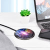 T556-S Ultra-Slim Zinc Alloy Fast Wireless Charger CHOETECH