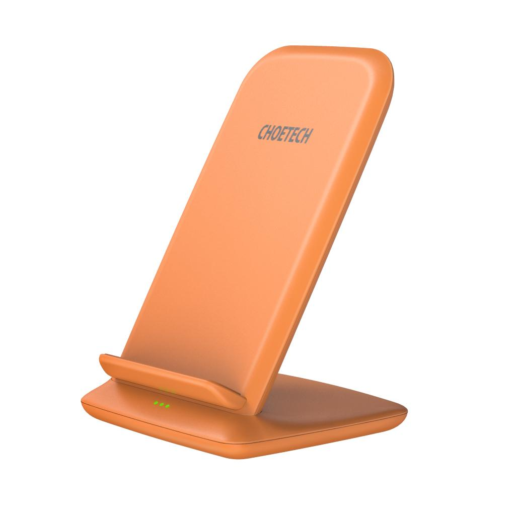 T555-S Choetech 10W 7.5W Fast Wireless Charger Stand