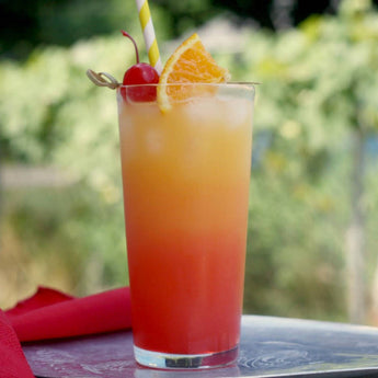 Evachill drink ideas: Tequila Sunrise