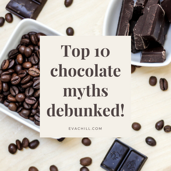 Top 10 chocolate myths debunked