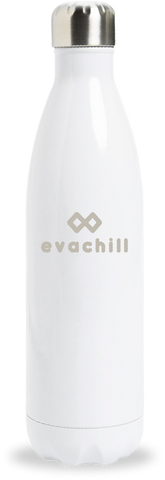 Reusable water bottle for sustainable eco friendly living