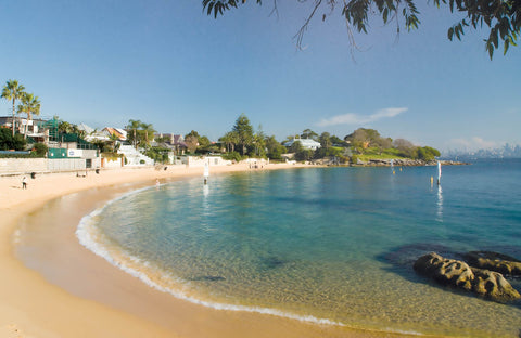 Top 10 best beaches in Sydney Camp Cove
