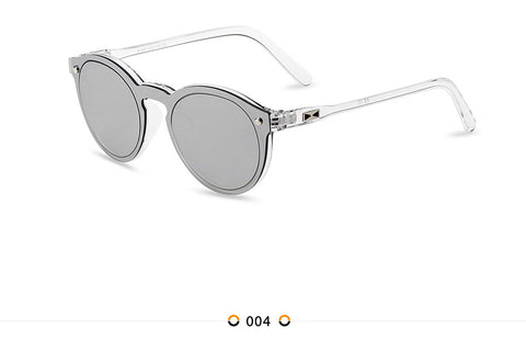 Mirror Rimless Sunglasses like Kylie Jenner