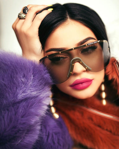 Kylie Jenner Bubble Sunglasses