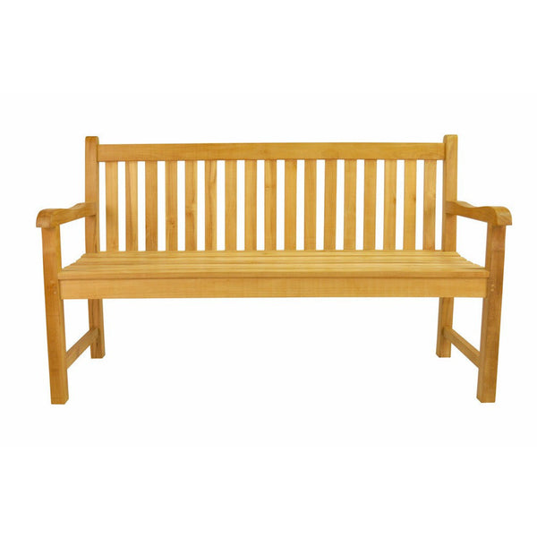Anderson Teak Classic 4-Seater Bench - American Teak