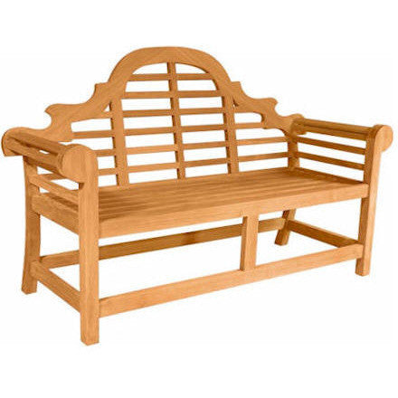 Anderson Teak Marlborough  2-Seater Bench - American Teak