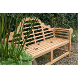 Anderson Teak Marlborough 3-Seater Bench - American Teak