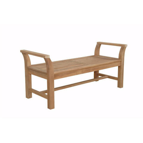Anderson Teak Sakura Backless Bench - American Teak