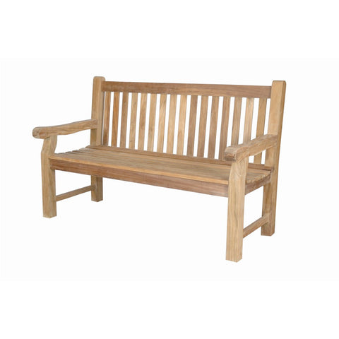 Anderson Teak Devonshire 3-Seater Extra Thick Bench - American Teak