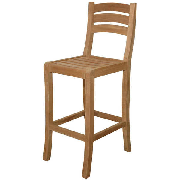 Anderson Teak Mandalay Bar Chair - American Teak