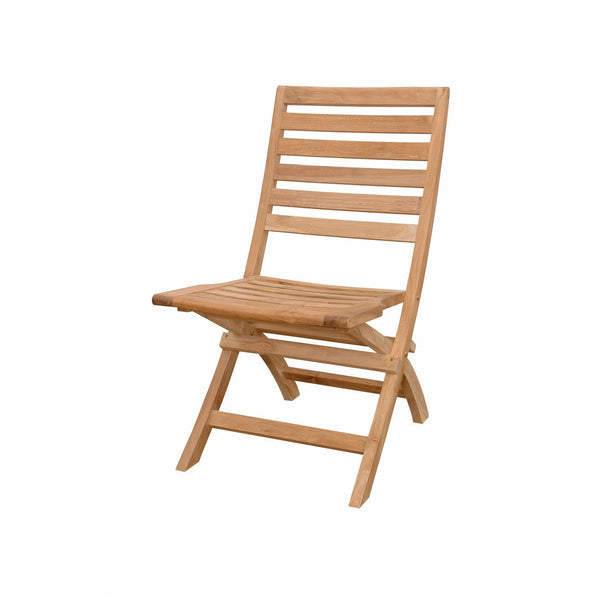 Anderson Teak Andrew Folding Chair (Set of 2) - American Teak