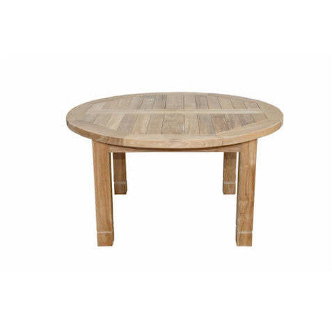 Anderson Teak South Bay Round Coffee Table DS-3017 - American Teak