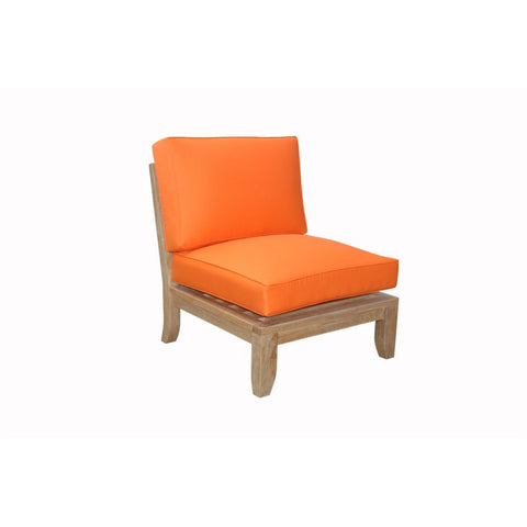 Anderson Teak Luxe Center Modular with Cusion - American Teak