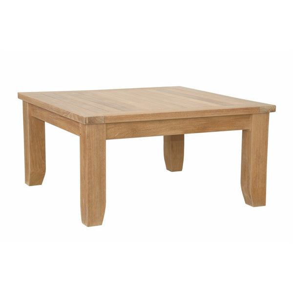 Anderson Teak Luxe Square Coffee Table - American Teak