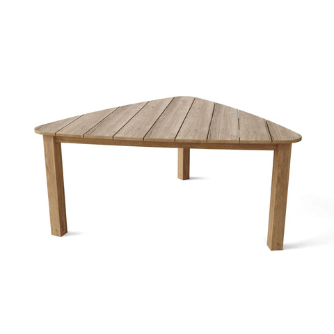 Padua Triangle Table - American Teak