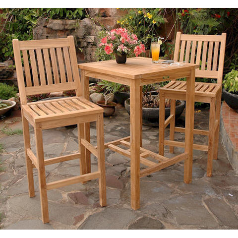Avalon Bar Set - American Teak